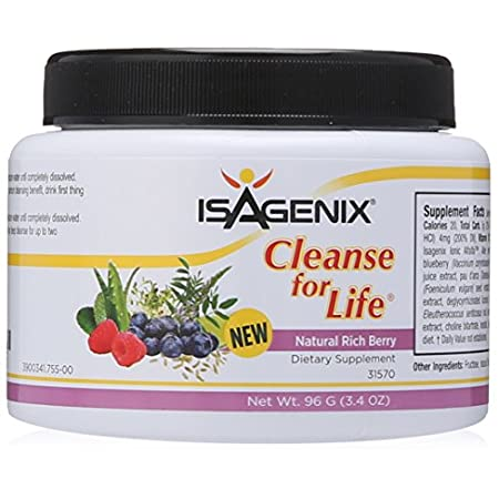 by Isagenix  (55)  Buy new:   $36.74  27 used & new from $30.96