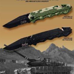 New Protek Tank Rescue Knife Pro55Ca