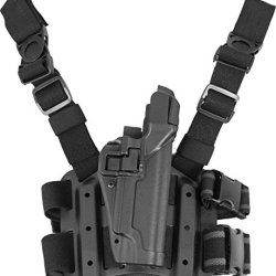 Blackhawk! Serpa Level 3 Tactical Black Holster, Size 14, Right Hand (H & K Usp Full Size 9/40)
