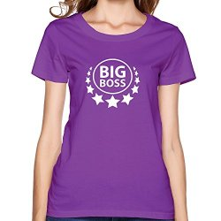 Favorable Big Boss Ladyt Shirt