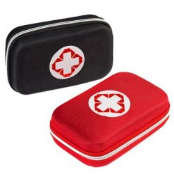 Naturehike Outdoor Survival Kit Eva First Aid Kit Emergency Package (Black)