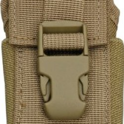 Timberline Knives Coyote Tan Cordura Folding Knife Sheath, Tan 20030