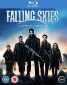 Falling Skies - Season 1-4 [Blu-ray] [2015] [Region Free]