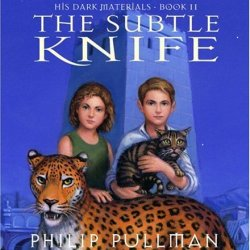The Subtle Knife (His Dark Materials, Book 2) By Pullman, Philip (2004) Audio Cd