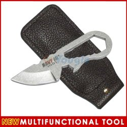 Yougle Mini Multifuction Multi Pocket Fixed Blade Edc Pocket Knife Tool 1001 Free Shipping