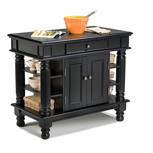 Crosley Roots Rack Industrial Kitchen Cart: Create A Country Cottage Style Kitchen