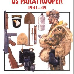 Us Paratrooper 1941-45 (Warrior)