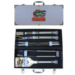 Ncaa Florida Gators 8 Piece Bbq Set