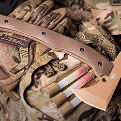 Hardcore Hardware Australia Lft01 Tactical Tomahawk Tan Teflon Desert G-10