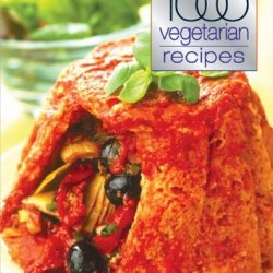 The Classic 1000 Vegetarian Recipes (Classic 1000 Cookbook)