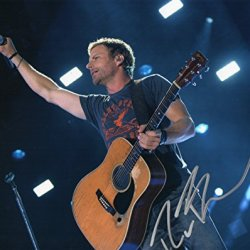 What Was I Thinkin Dierks Bentley Signed Autographed 8X10 Photo Coa