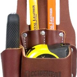 Occidental Leather 5047 Tape And Knife Holder