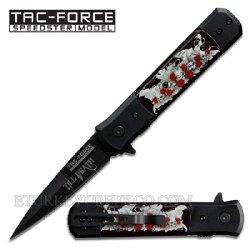 """Tf-673R """" Till Death """" Heavy Duty Spring Gygpjwmuhj Assist 8Eyx21War Knife All Black 4.75"""" Ghkdiwiy 2334Rtyui Gbh """" Till Death """" Us Design Heavy Duty Spring Assist Knife. All Black Ambpxidyv High Carbon Steel Ohmdovqssa Blade. 4.75"""" Closed With Clip"""