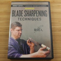 Murray Carter Advanced Blade Sharpening Techniques Dvd