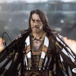 Danny Trejo Machete Kills Signed Authentic 8X10 Photo Certificate Of Authenticity Psa/Dna #W24839