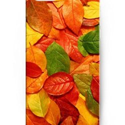 Ukase Cute Case For Apple Iphone 6 (4.7Inch) With Unique Design Of Beautiful Autumn Leaves