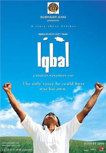 Iqbal (Hindi Film / Bollywood Movie / Indian Cinema / DVD)