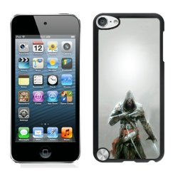 Diy Assassins Creed Knifes Hood Look Fur Ipod Touch 5Th Generation Black Phone Case