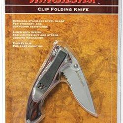 Winchester Clip Folding Knife 22-41973