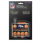 NFL Denver Broncos Pumpkin Carving Kit