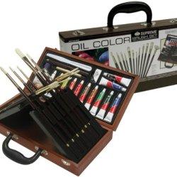 Royal Brush Nom422697 Artist Brush Set, Oil Color