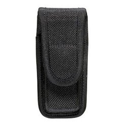 7303 Single Mag Pouch Black Size 2-Hook& Loop