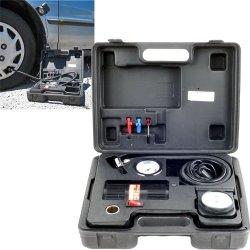 Trademark Tools(Tm) Portable Air Compressor Kit W/ Light Trademark Tools(Tm) Portable Air Compresso