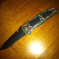 Delta Ranger Tactical Pocket Knife