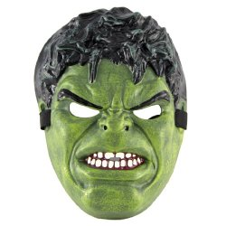 Renineic Classic Avengers Assemble Hulk Hero Mask Resin Collectable