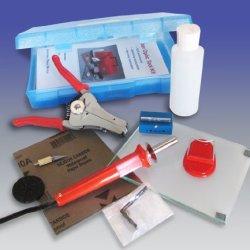 Plastic Fiber Tool Kit