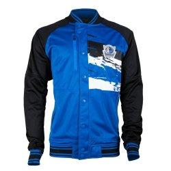 Dallas Mavericks Nba Mens Classic Look Splash Track Jacket
