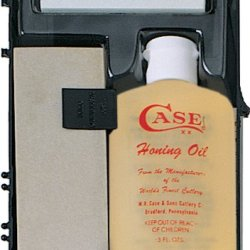 Case Sportsman'S Sharpening Stone Honing Oil Kit