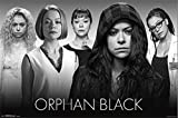 Orphan Black - The Many Faces 24x36 Poster