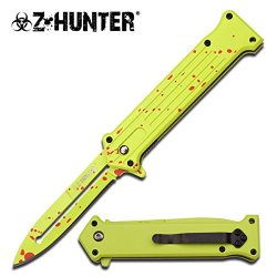 Ao Zombie Z Hunter Joker Style Knife
