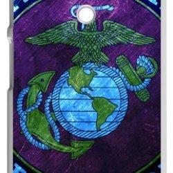 Lilichen Cool Design Forever Collectible Usmc Marine Corps Case Cover For Motorola G (Laser Technology) -- Desgin By Lilichen