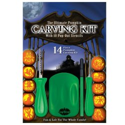 Ultimate Pumpkin Carving Kit