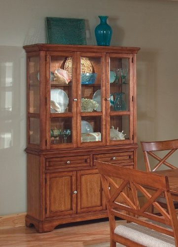 Image of Culver Metropolitan buffet and hutch by Coaster (VF_AZ00-28164x28641)