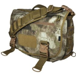 Hazard 4 Defense Courier Laptop Messenger Bag With Molle, Atacs