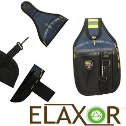 Elaxor™ Professional Tool Bag Belt, Electrical Maintenance Pouch, Utility Pouch, Technician'S Pouch