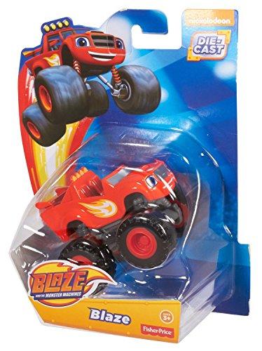 Blaze y los Monster Machines - Vehículo Fisher-Price (Mattel CGF21)