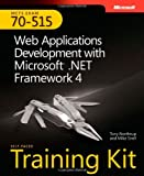 51dkp7cta3L. SL160  Top 5 Books of MCSE Exams Certification for February 1st 2012  Featuring :#3: MCTS Self Paced Training Kit (Exam 70 515): Web Applications Development with Microsoft .NET Framework 4 (Mcts 70 515 Exam Exam Prep)