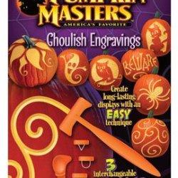 Pumpkin Masters Engrave Kit