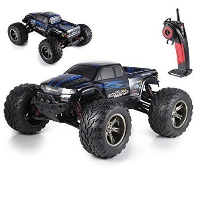 Homure-High-Speed-42MPH-Remote-Control-Monster-Truck-24Ghz-2WD-Electric-RC-Car-Offroad-112-Scale