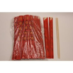 150 Sets Disposable Bamboo Chopsticks 150 Sets