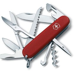Victorinox Swiss Army Officer'S Knife Tool, Ecoline Red, 91 Mm, 3.3713