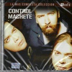 Control Machete 2Cds La Mas Completa Coleccion
