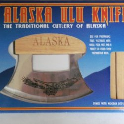 Alaskan Ulu Knife