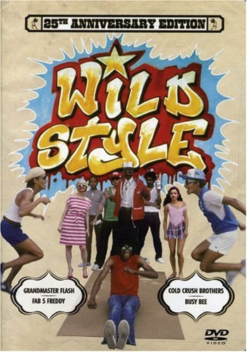 51elgcYUkEL. SL500  Wild Style: The Original Hip Hop Movie For All Who Are Down By Law!