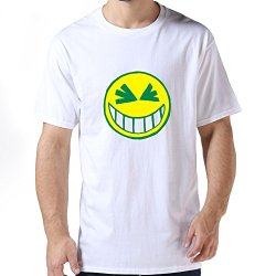 Generic Grinning Smiley Coloured Man Tee