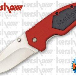 "Kershaw Half Ton3 5/8"" Closed Linerlock Folding Knife Blade Steel Sharp Edge Dagger Pocket Hunting Camping Camp"